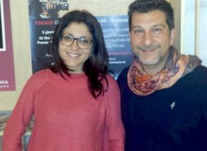 Alessandra Cilio e Lorenzo Daniele