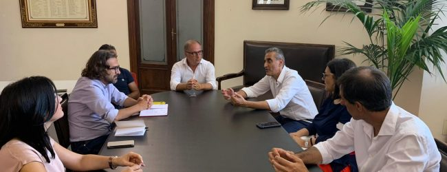 Noto| Palazzo Ducezio, il sindaco Bonfanti incontra i dirigenti scolastici