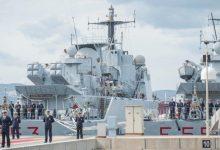 Augusta| Per le corvette Driade e Chimera della Marina, ultimo ammaina bandiera
