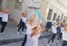 Augusta| Performance di benvenuto per gli alunni della prima media della Principe