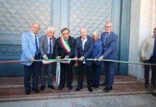 Palermo| Confartigianato inaugura al Teatro Massimo il portone restaurato