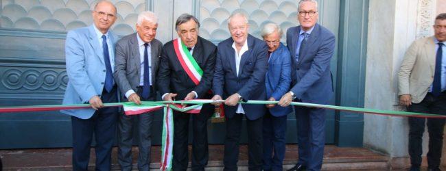 Palermo  Confartigianato inaugura al Teatro Massimo il portone restaurato