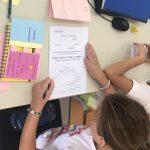 Augusta| Seggio elettorale baby nella scuola Principe di Napoli.