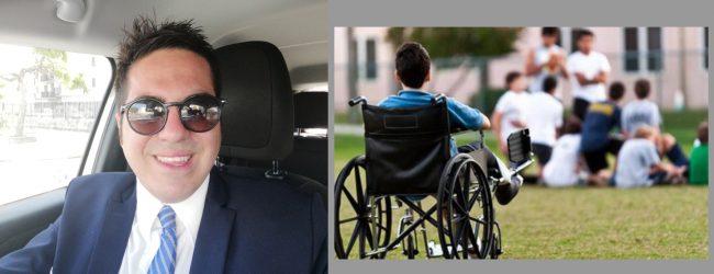 Augusta| L'avvio dell'assistenza agli alunni disabili sollecitato da Tribulato