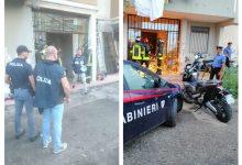 Siracusa| Rimossi cancelli abusivi con vetrate oscurate per occultare le sostanze stupefacenti
