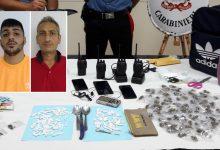 Siracusa| Blitz dei carabinieri: 4 arresti, 2 denunce, sequestrati denaro, ricetrasmittenti e droga