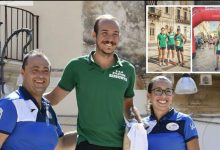 Augusta| Atletica leggera: Ennio Salerno sul podio più alto