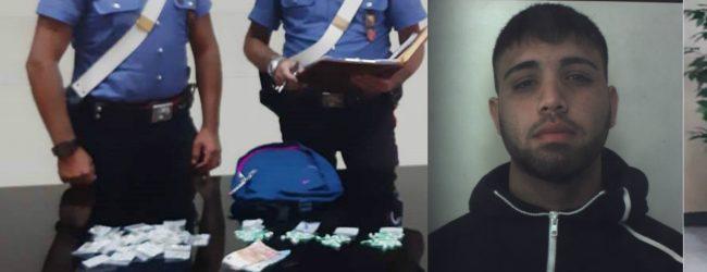Siracusa| Possesso di droga e soldi in una nota zona di spaccio, arrestato dai Militari