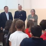 Siracusa| La polizia di Stato incontra i ragazzi del Liceo Quintiliano