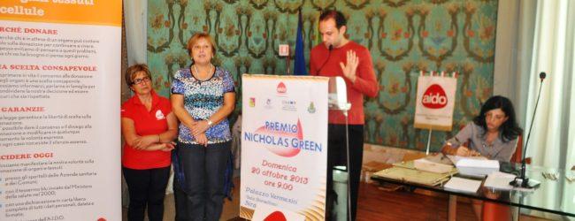 """Siracusa   Premio """"Nicholas Green"""", domenica cerimonia di consegna a Palazzo Vermexio"""