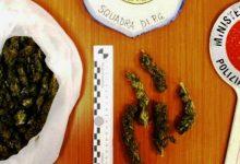 Lentini | Raffica di denunce della polizia per droga e danneggiamenti