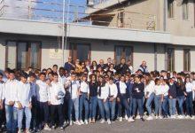 Siracusa| Battesimo del mare per gli studenti dell'istituto Nautico A. Rizza.