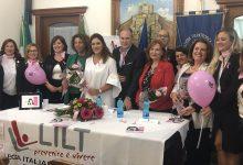 Augusta| Passeggiata in rosa per le vie del centro con gli alunni per la prevenzione