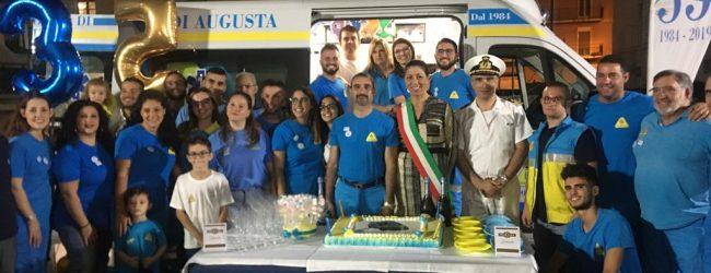 Augusta| La Misericordia si dota di un nuovo mezzo e il 6 dicembre compirà 35 anni