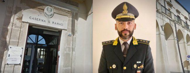 Augusta| Il capitano Andrea Sotgiu nuovo comandante delle Fiamme Gialle