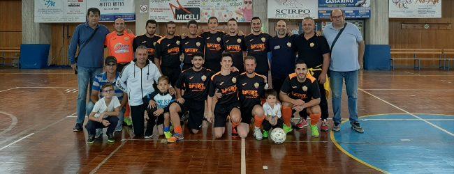 Canicattini| Futsal serie C2, esordio positivo per la formazione di Petrolito
