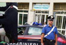 Siracusa| Rubati due monitor all'Istituto Fermi: Ritrovati e restituiti dai carabinieri