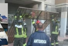 Siracusa| Rimosso cancello a specchi di via Algeri: Rinveuta e sequestrata droga