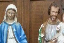 Augusta| Inagibilità Porta Matri i Diu: trasferite le statuette della Sacra Famiglia