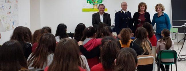 Ferla| Legalità: La polizia di Stato incontra i ragazzi dell'istituto Valle dell'Anapo
