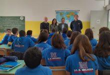 Noto| La polizia di Stato incontra i ragazzi dell'istituto Melodia