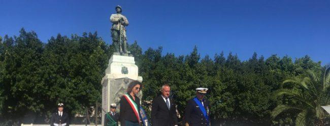 Augusta| Celebrato il 4 Novembre nei comuni aretuseo e megarese