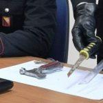 Carlentini | Detenzione di coltelli e grimaldelli, denunciato un lentinese di 43 anni