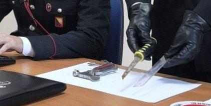 Carlentini   Detenzione di coltelli e grimaldelli, denunciato un lentinese di 43 anni