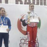 Augusta| Medaglia d'Argento per Giorgia Spinosa