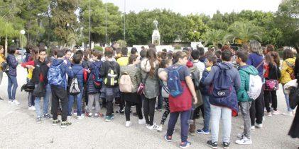 Augusta  Società storia patria alla scoperta dei tesori della città cristiana con gli alunni