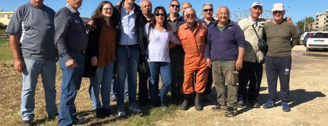 Siracusa| L'Assessore Cosimo Burti consegna 12 orti sociali