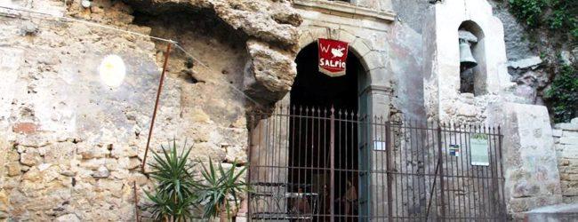 Lentini   Grotta dei Tre Santi, finalmente via ai lavori di consolidamento