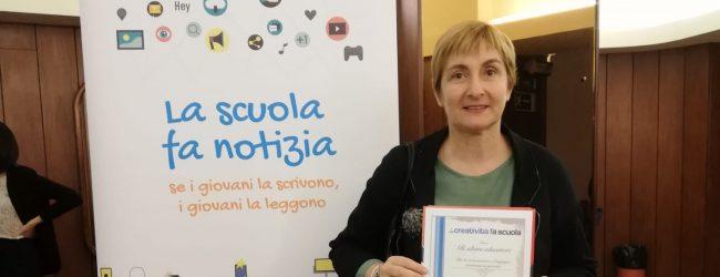 Augusta|  La scuola fa notizia: il Ruiz premiato a Roma dall'agenzia di stampa Dire