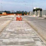 Lentini | Zona Asi, volge al termine la riqualificazione delle opere di urbanizzazione
