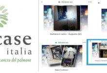 Augusta| Illumina Novembre: vetrine e balconi con luci bianche per attirare l'attenzione sul cancro ai polmoni