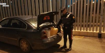 Augusta  Settantunenne denunciato dai Carabinieri per ricettazione di carburante