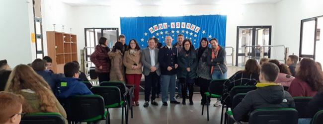 Francofonte| Incontro nelle scuole con la polizia di Stato