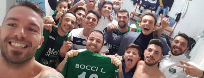 Melilli| Futsal: Grande prestazione dei neroverdi campioni d'inverno
