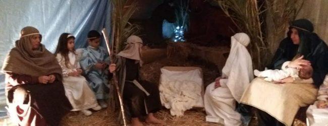 """Augusta  """"Accadde a Betlemme"""": in scena il presepe vivente della Todaro."""