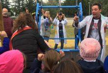Augusta| Giostrine per disabili nei parchi gioco donate al Comune e inaugurate
