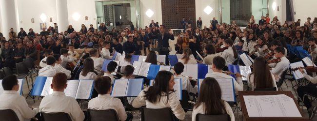 Augusta| Concerto di Natale dell'orchestra giovanile dell'Orso Mario Corbino