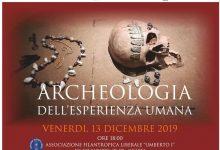 Augusta| Archeologia dell'esperienza umana: oggi alle 18 a cura di Archeoclub