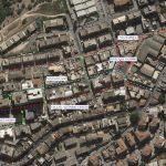 Noto| Viabilità in piazza Sgroi, chiusa la fase sperimentale