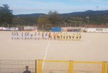 Canicattini| I gialli rossi sconfitti dalla Game Sport Ragusa
