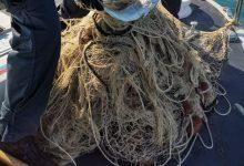 Augusta| Rete da pesca sequestrata a carico di ignoti dalla Capitaneria nel porto