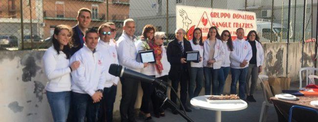 Augusta| La Fratres inaugura i locali ristrutturati, con all'attivo 750 donatori di sangue