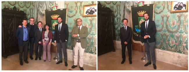 Siracusa  Università, il sindaco Italia ha ricevuto il rettore di Catania