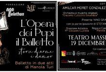 Catania| Dieci anni di Telethon nel comune eteno con l'opera dei Pupi