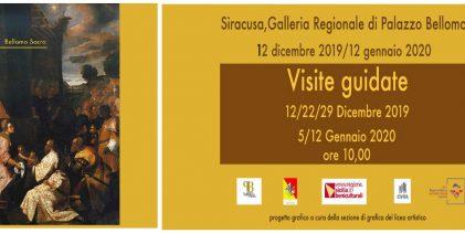 Siracusa| Cultura, inaugurata mostra Bellomo Sacro
