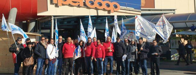 Catania| Ipermercati Coop, alta la percentuale di adesione allo sciopero